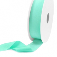 Elastisches Band Ibiza 25mm Turquoise green